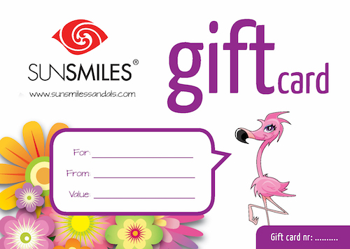 A6 Giftcard