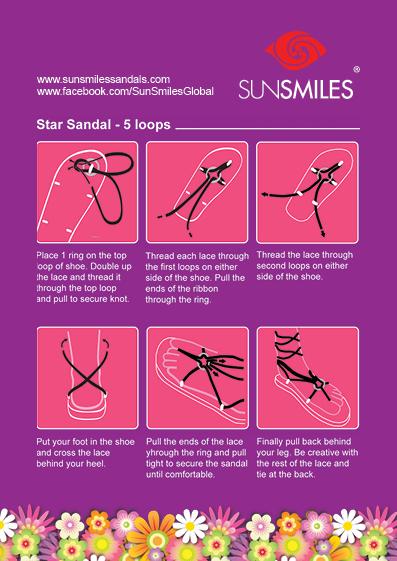 Instructions Flyer design Bonaire