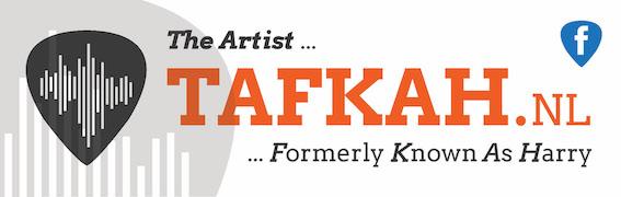 Tafkah.nl Sticker - graphic design by k-Dushi.com