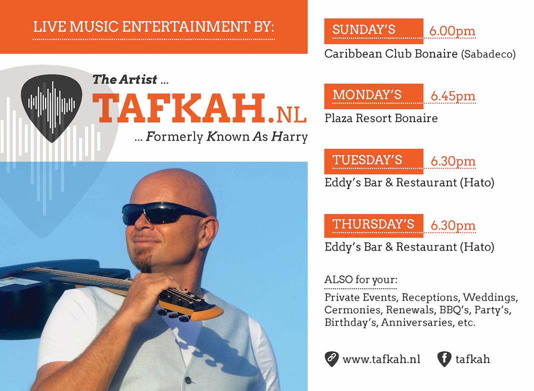 Tafkah TV ad - graphic design by k-Dushi.com